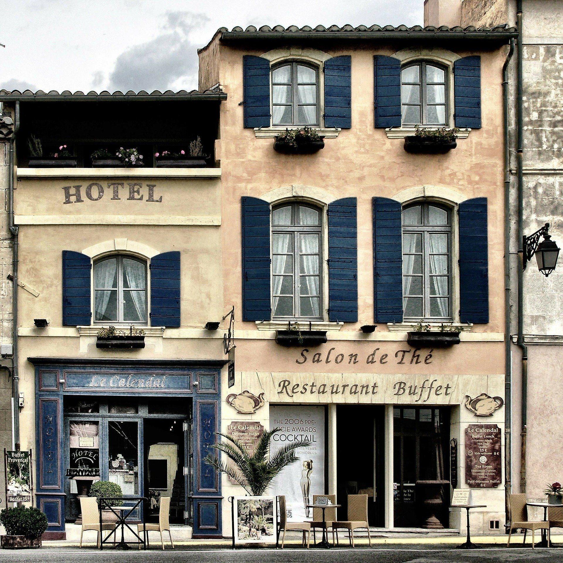 Bail commercial, boutique, restaurant, hôtel